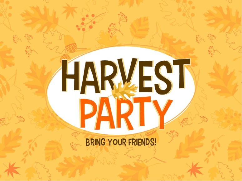 Shine Harvest Party